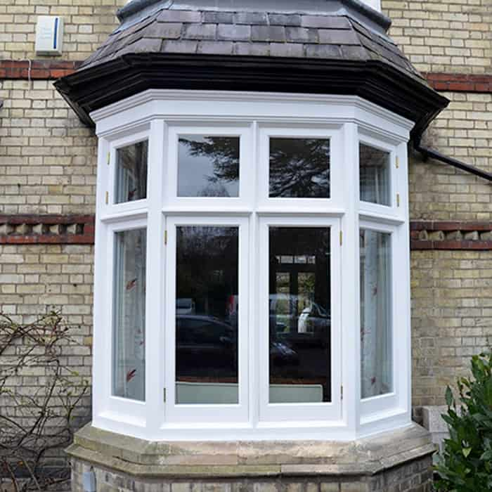 Traditional Wooden Casement Windows